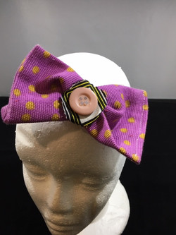 Gele Bow Hairband