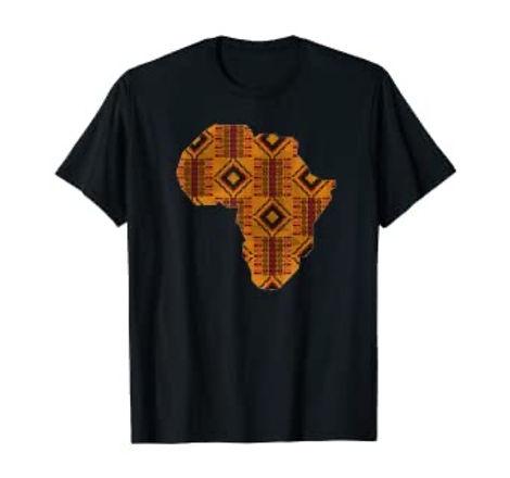 Luhoc Unisex Afro-Fusion T-shirt