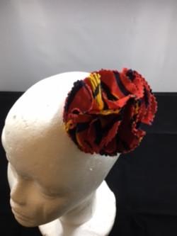 Gele Rose Hairclip
