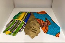 African Exotic Tie