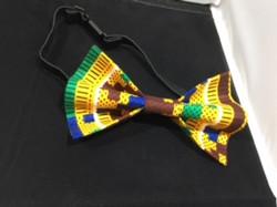 Kente Bow Tie