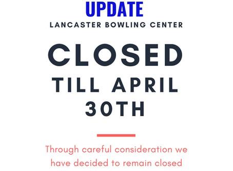 Closure Update for LBC