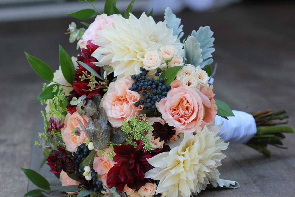 Garden Bouquet for Wedding