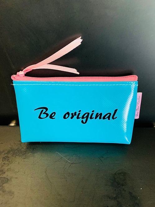"Pochette ""Be original"""