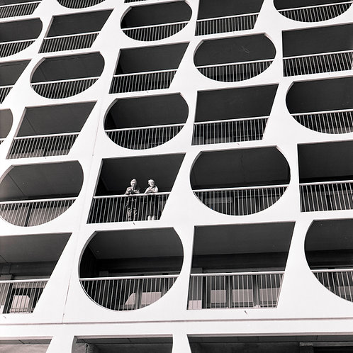1970. Jean Ribière. La Grande Motte