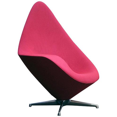 """2005. """"Plateau"""" armchair by Erik Magnussen"""