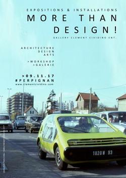 """More Than Design"""