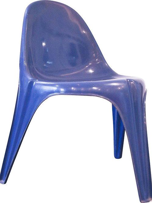 1968. Walter Frey. Rare tripod chair