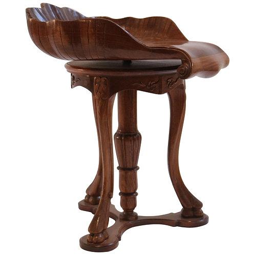 circa.1850 Harpist Stool Napoleon III