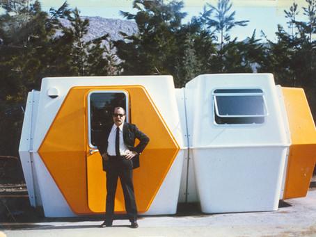 "1972. ""Hexacube"" Georges Candilis"