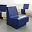 Thumbnail: 1970. set 14 armchairs airpot J. MOTTE