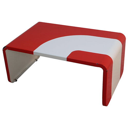 1968. Coffee table. Jacques Tissinier.