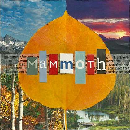 Tile: Mammoth Fall