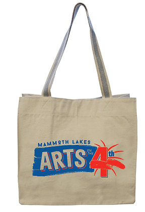 Arts on the 4th Tote