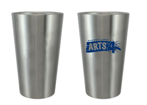 Arts on the 4th Stainless Tumbler
