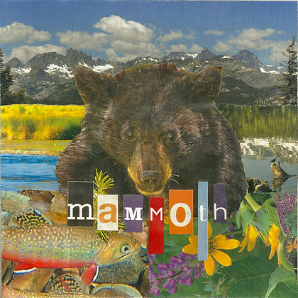 Tile: Mammoth Bear