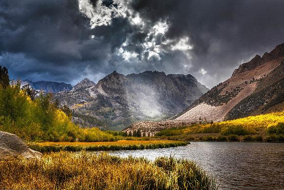 Stormy North Lake