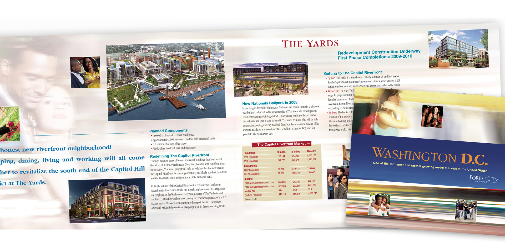 FCorest City Washington Brochure