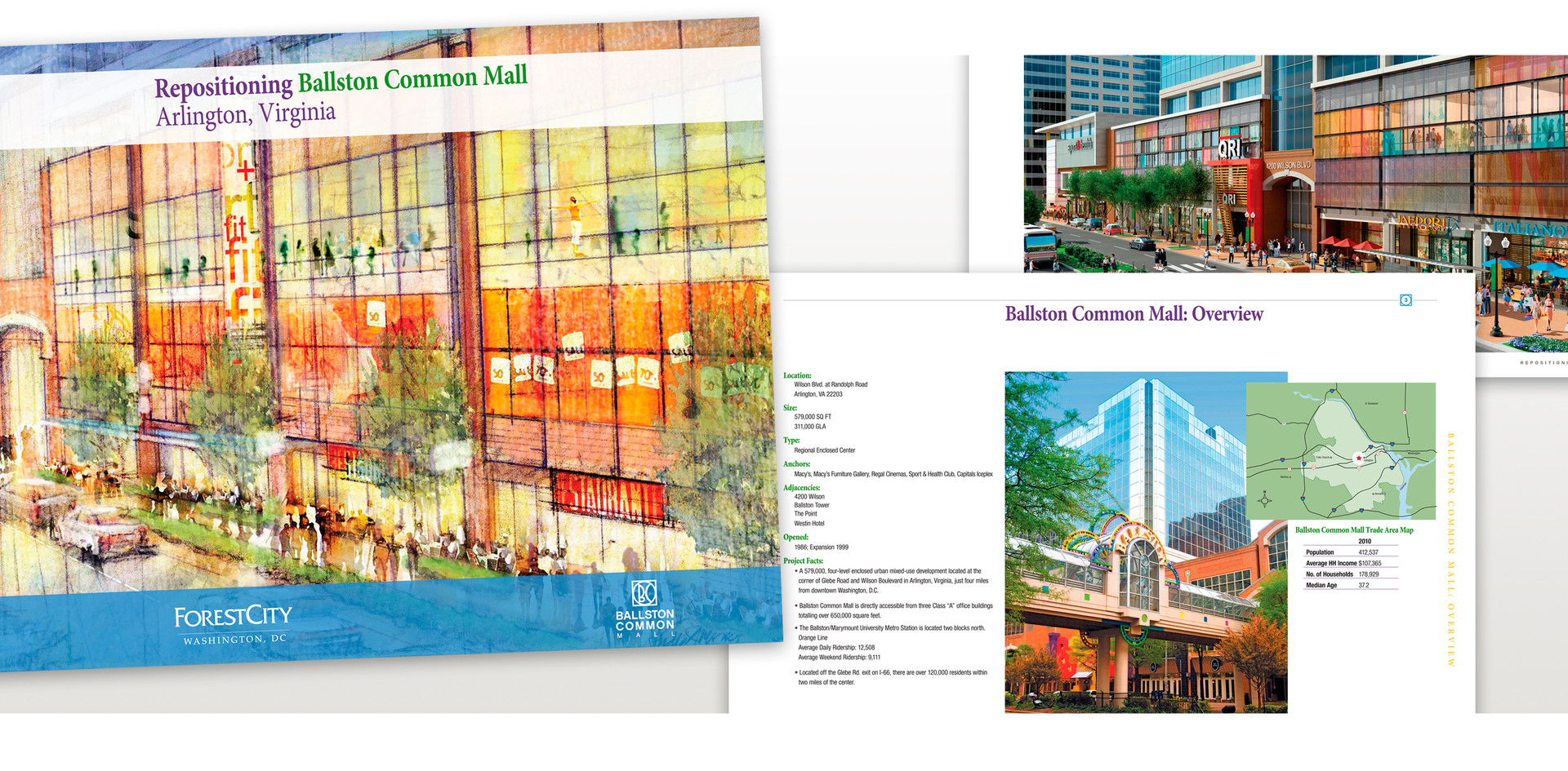 Ballston Common Brochure