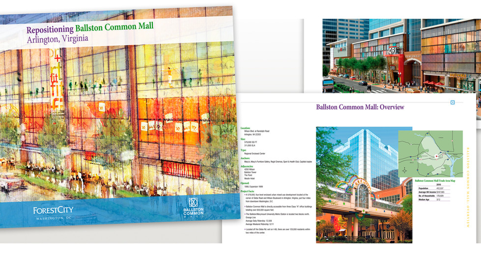 Ballston Common Brochure