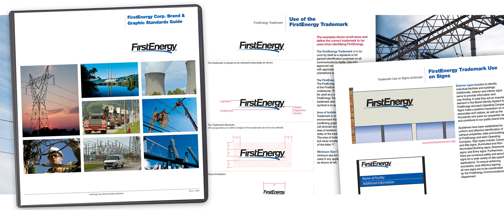 FirstEnergy Identity Guidelines