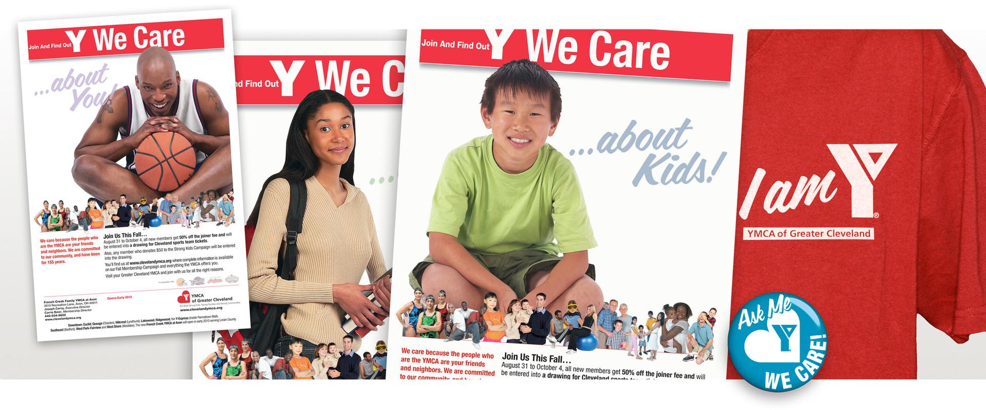 YMCA Annual Campaign