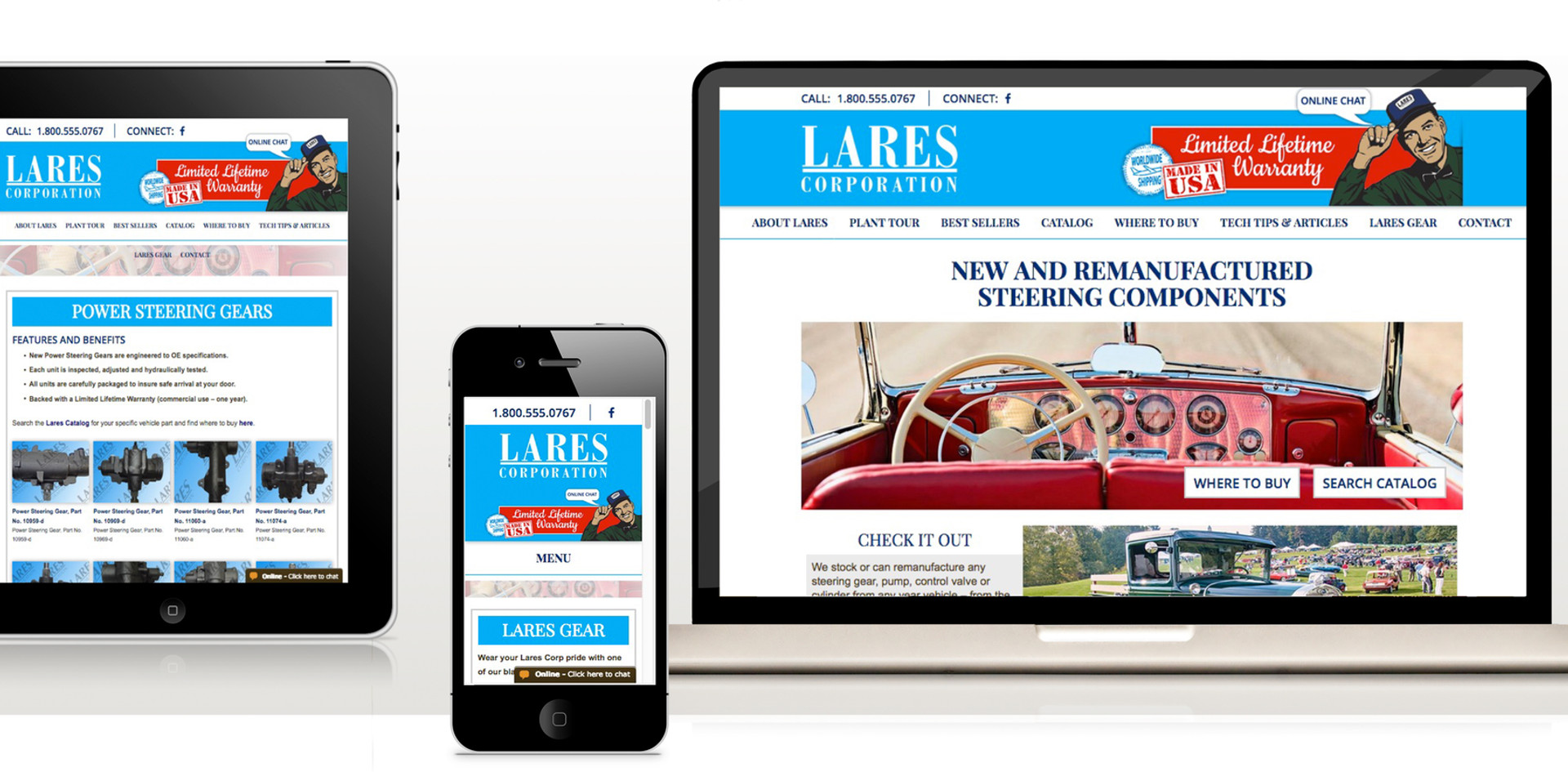 Lares Corporation