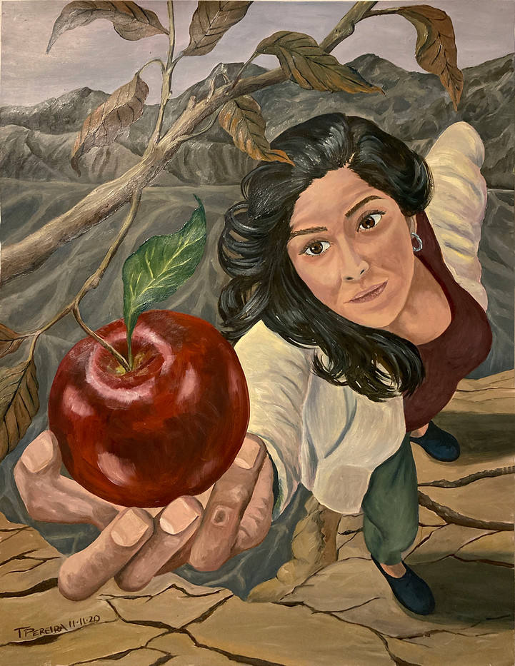 The Last Apple on Earth