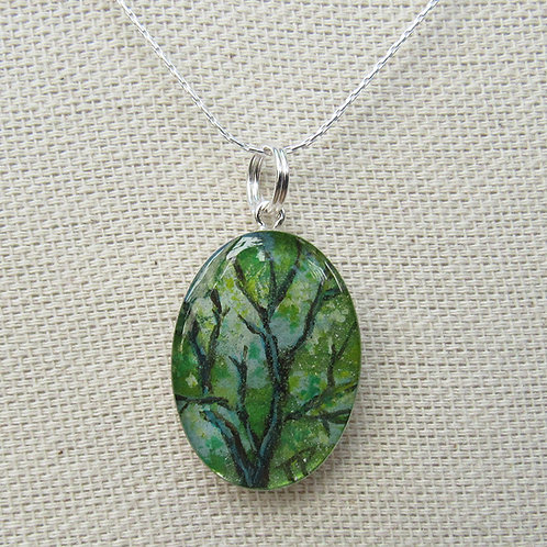 Summer Maple Necklace