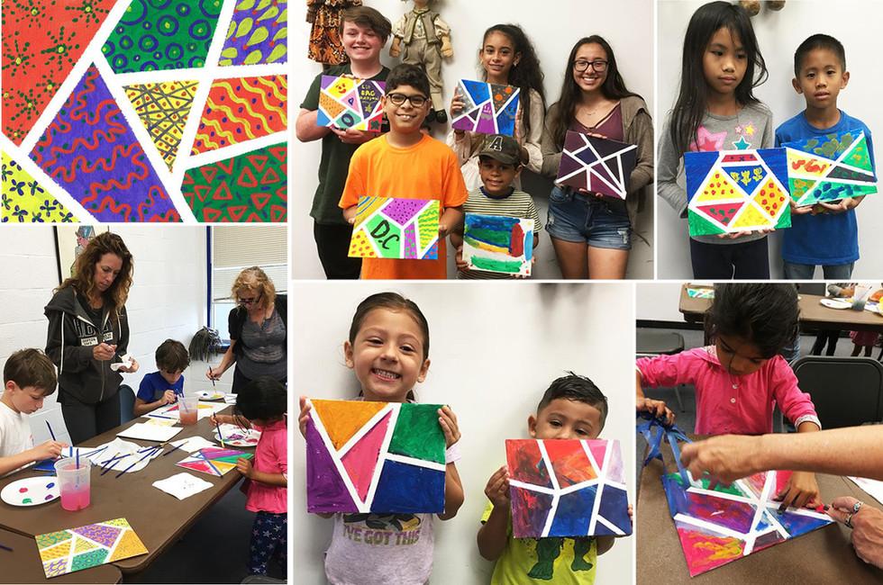 Yonkers Public Library: Summer Art Workshop for Kids