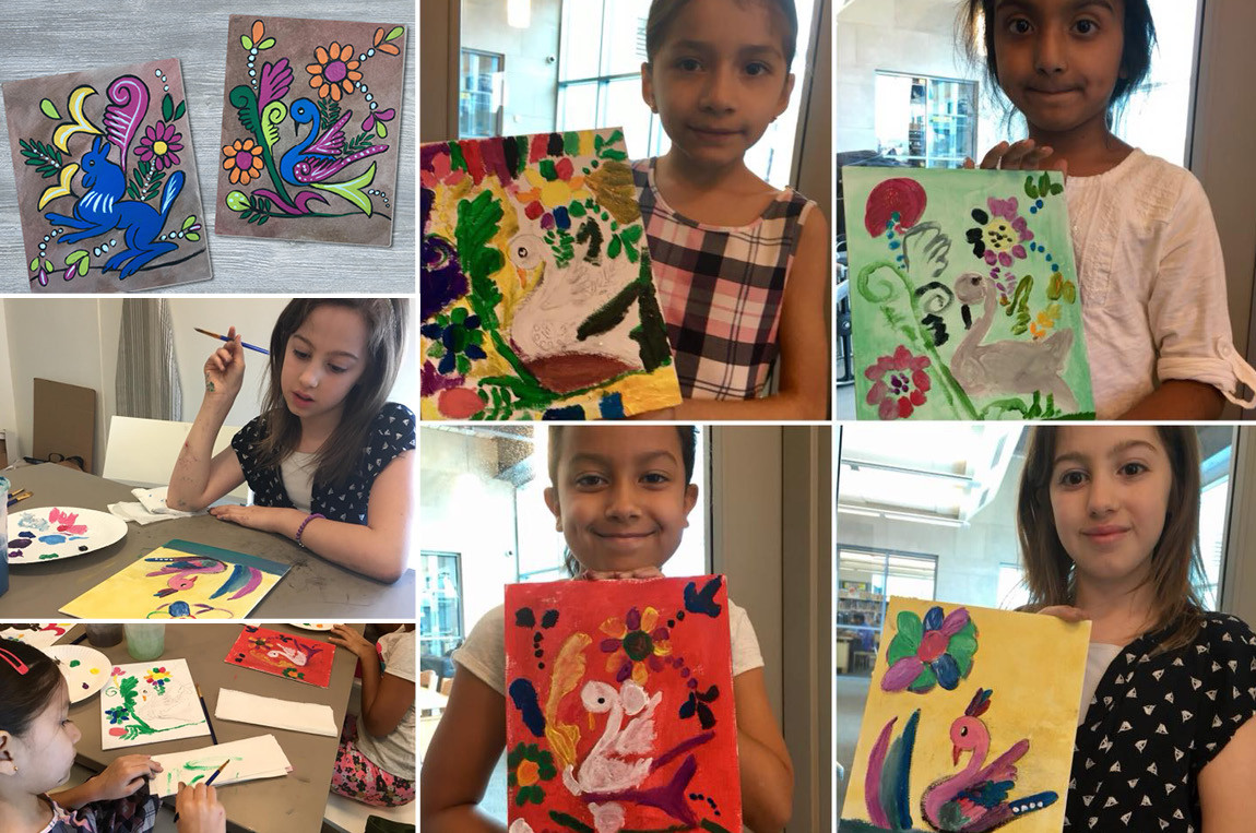 Yonkers Public Library: Cinco De Mayo Art Workshop for Kids