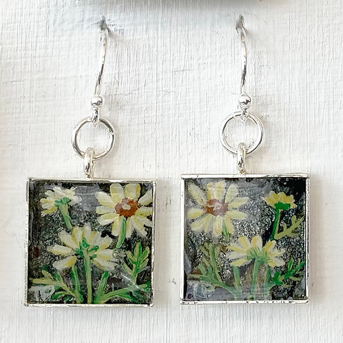 Square Earrings Placeholder