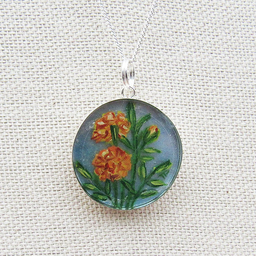 Marigolds Necklace