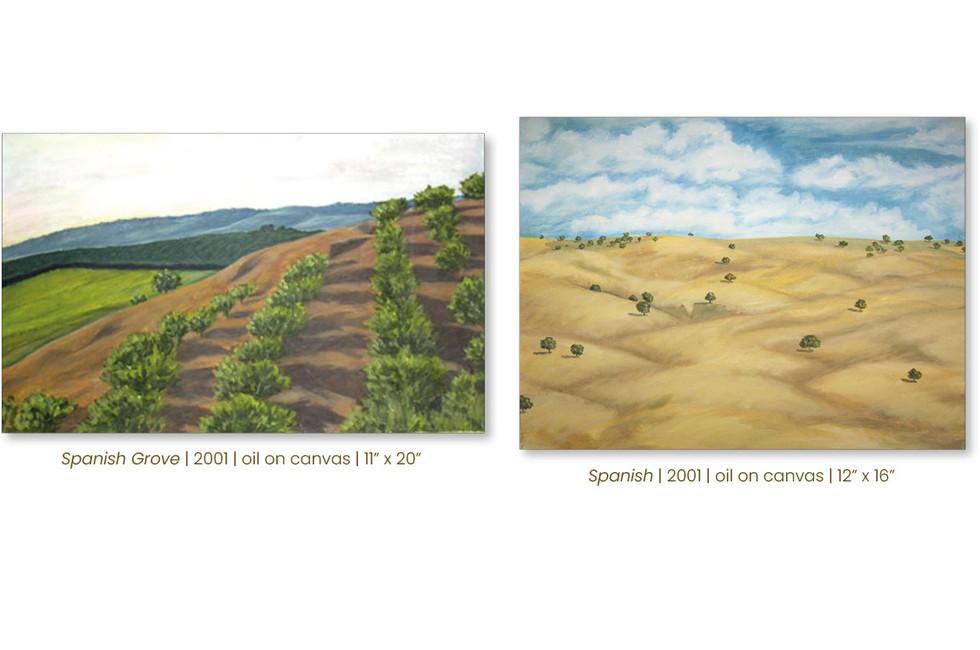 SPanish Grove and Spanish Plain
