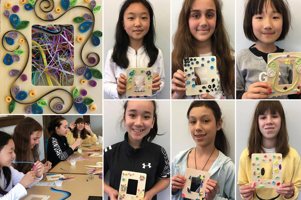 Rye Free Reading Room: Teen Art Workshop