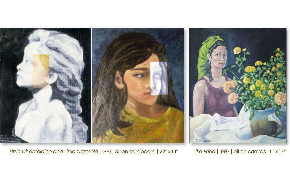 Little Chantelaines and Like Frida