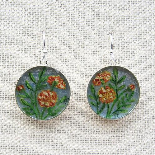 Marigolds Earrings