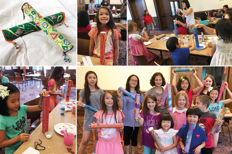 Rye Free Reading Room: Kids Art Workshop