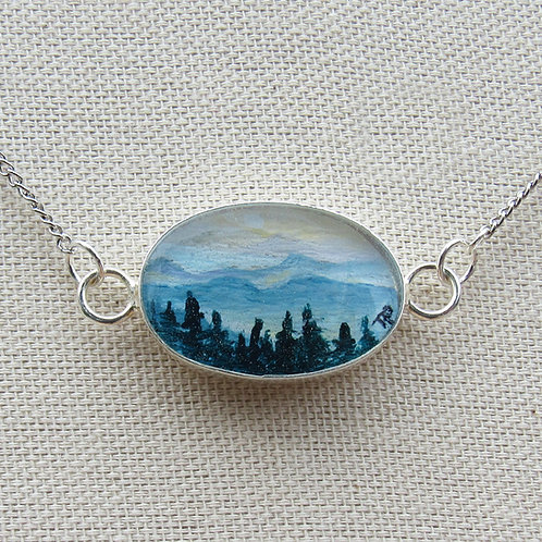 Misty Mountains Necklace
