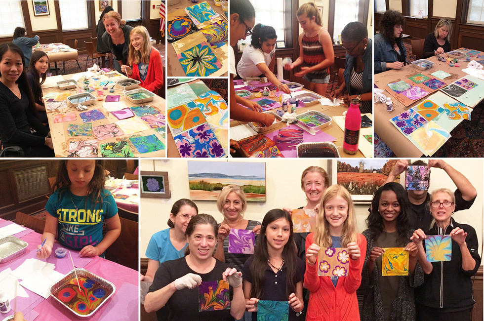 Rye Free Reading Room: Art Workshop for Kids, Teens, and Adults