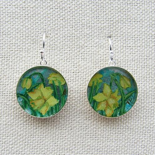 Daffodils Earrings
