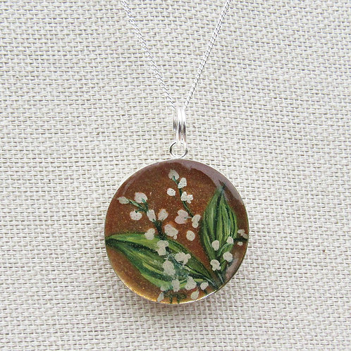 Lillies of the Valley Necklace