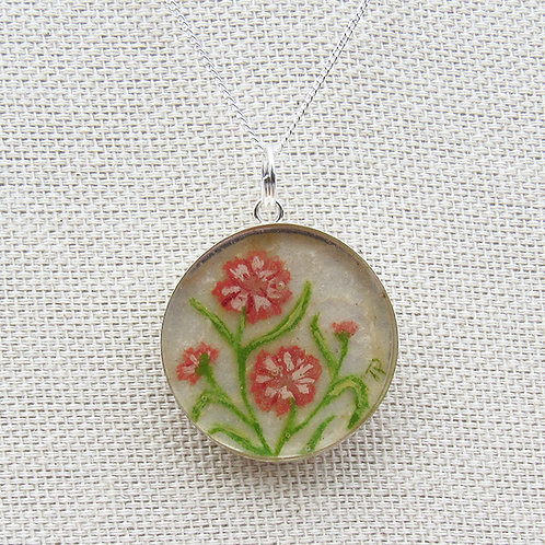Carnations Necklace