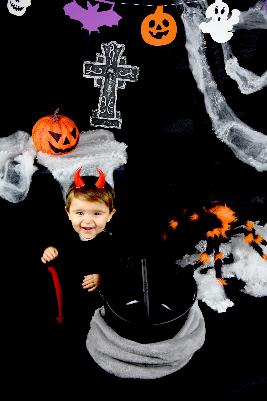 Octobre - Halloween