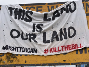 OUR LAND, OUR STREETS: NORWICH'S KILL THE BILL PROTEST