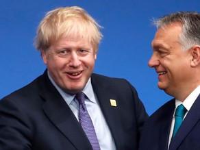 Boris Johnson and the Orbanisation of Britain.