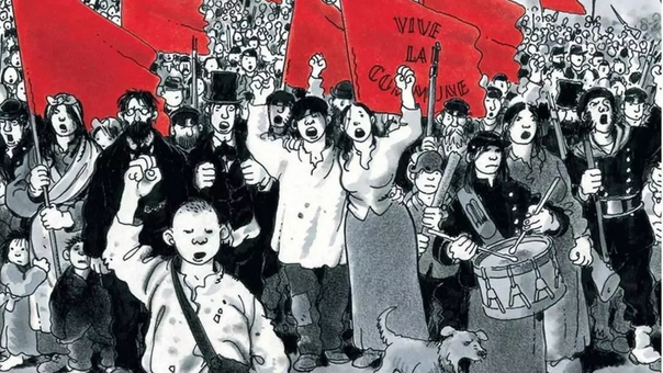 The Critical University presents The Past and Present of the Paris Commune