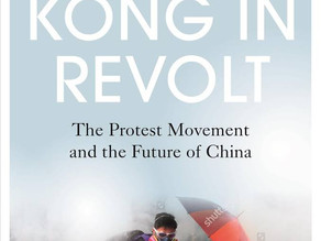 The Historical Significance of the 2019 Hong Kong Resistance Movement