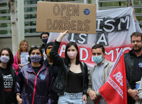 End the hostile environment – defend asylum seekers and refugees