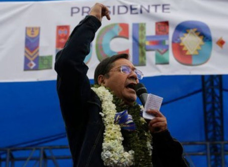 Victory in Bolivia - Show YOUR Solidarity